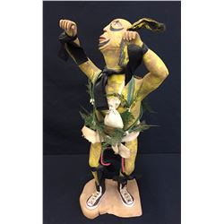 Large Koshari Clown Kachina