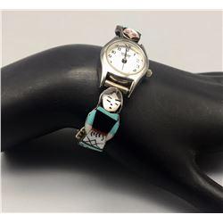 Vintage Zuni Maiden Watch Tips