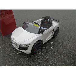Toy Ride-On Audi Spyder Car