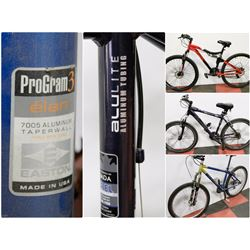 FEATURED ITEMS: HIGH END MOUNTAIN BIKES!