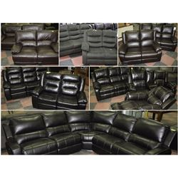 FEATURED ITEMS: NEW SOFAS AND SECTIONALS