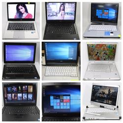 FEATURED ITEMS: WINDOWS 10/MS OFFICE 2016 LAPTOPS!