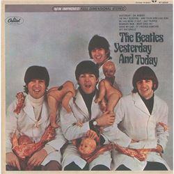 Beatles 'First State' Stereo Butcher Album