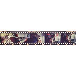 John Lennon 1975 Original WFIL Negatives
