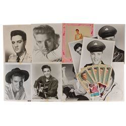 Elvis Presley Collection of Documents