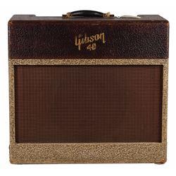 1950s Gibson GA-40 Les Paul Amp