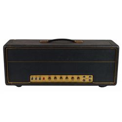 1973 Marshall 50W Super Lead Amp Head