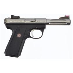 Ruger 22/45 MK III Hunter .22 Pistol