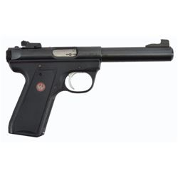 Ruger 22/45 MK III .22 Target Pistol