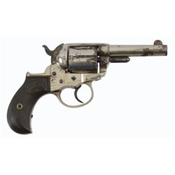 Colt 1877 Thunderer Sheriffs Model .41 Revolver