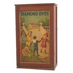 Diamond Dyes Cabinet