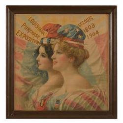 Louisiana Purchase Exposition 1803-1904 St. Louis