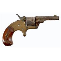Colt Open Top Pocket .22 Revolver