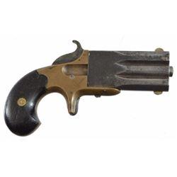 Frank Wesson 2 Barrel O/U Derringer