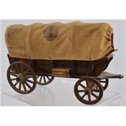 Texas Centennial Exposition Wagon