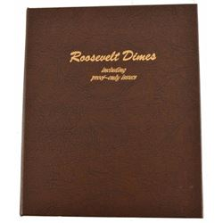 Collector Set Of Roosevelt Dimes 1946-2009