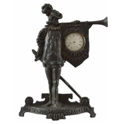 Honeymoon Gum Co. Advertising Pocket Watch Stand