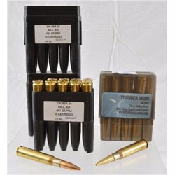 Barrett .50 BMG Ammo