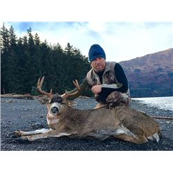 2 Hunter Self-Guided Sitka Blacktail / Duck Hunt On Kodiak Island