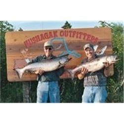 5 Day Alaskan Fishing Package for 3