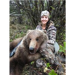 10 Day Alaskan Brown Bear Hunt