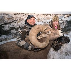 NORTH DAKOTA GOVERNOR'S ROCKY MOUNTAIN BIGHORN SHEEP LICENSE