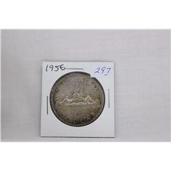 Canada Dollar Coin (1) 1956 - Silver