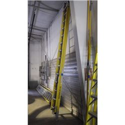 FEATHERLITE 375 EXTENSION LADDER