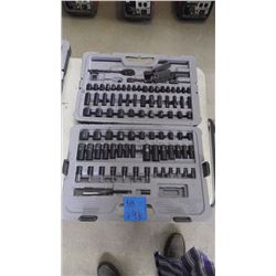 STANELY SOCKET SETS, METRIC AND IMPERIAL