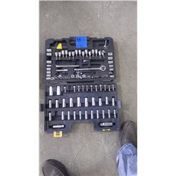 MASTERCRAFT SOCKET SETS, METRIC AND IMPERIAL