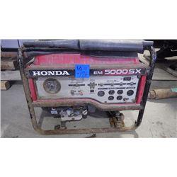 HONDA EM5000 SX 11HP GAS GENERATOR