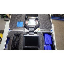 SUMITOMO  ELECTRIC MASS FUSION SPLICER SUMIOFCAS TYPE 65  SER #2101 MODEL 65 M12