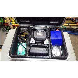 SUMITOMO ELECTRIC MICROCORE DCM FUSION SPLICER TYPE 39 SER #25708