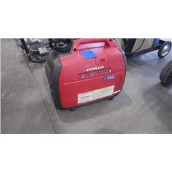 HONDA EU INVERTOR 2000I COLD CLIMATE TECHNOLOGY GAS GENERATOR