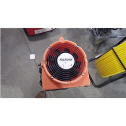 "ALLEGRO INDUSTRIES VENTILATOR FAN - 8"" MODEL 9533"
