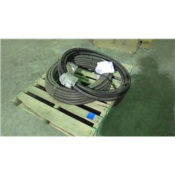 PALLET WITH 45 METERS OF CABLE TECH 21 AWG AND 10 METERS OF CABLE TECH OF 3C-2AWG ELECTRICAL CABLE