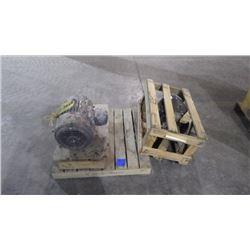 2 - 5 HP ELECTRIC MOTORS (WEG + US)