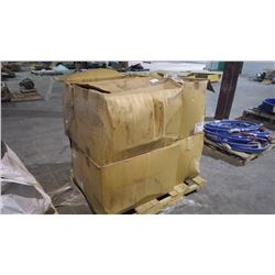 PALLET OF MICRON BP400 FILTER BAGS