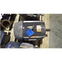 WEG REBUILT 10HP / 3PH / 575 VOLT ELECTRIC MOTOR