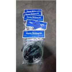 LOT OF MODEL LD-35 PLASTIC WELDING KITS