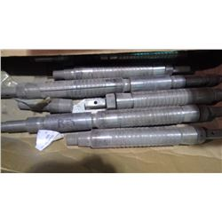 APPROXIMATELY 8 REAMER SHAFTS