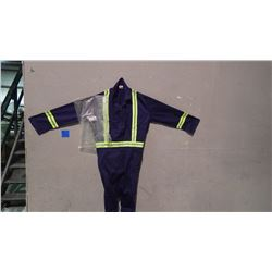 UNLINED CONTRACTOR 4 PAIR COVERALLS - SIZE 48T/50T/507/54 (DISPLAY)