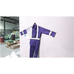 UNLINED CONTRACTOR 2 PAIR COVERALLS - SIZE 56T