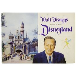 Walt Disney's Guide to Disneyland.