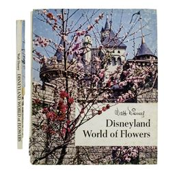 Disneyland - World of Flowers Hardcover.