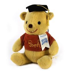 Grad Nite '80 Winnie the Pooh Souvenir Teddy Bear.
