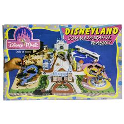 Complete Sears Disneyland Commemorative Playset.