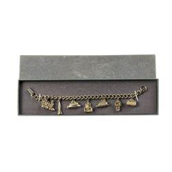 Disneyland Souvenir Charm Bracelet.