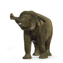 Jungle Cruise Elephant Maquette.