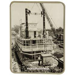 Mark Twain Construction Photo.